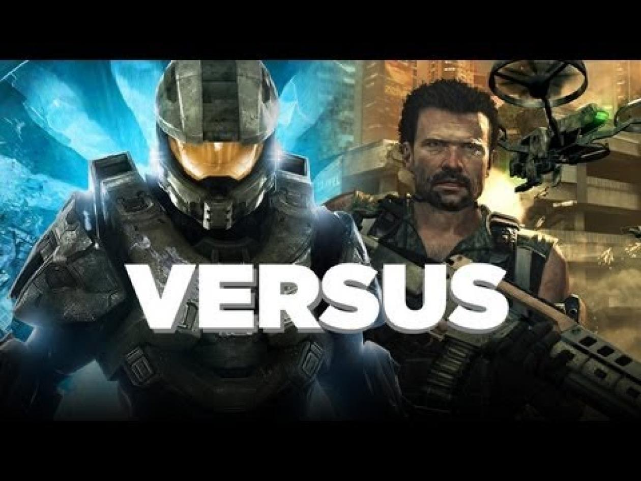 Halo 4 vs Call of Duty Black Ops 2