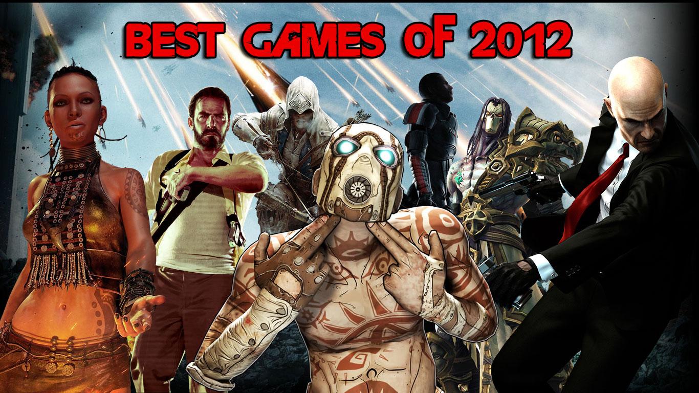 Лучшие игры 2012