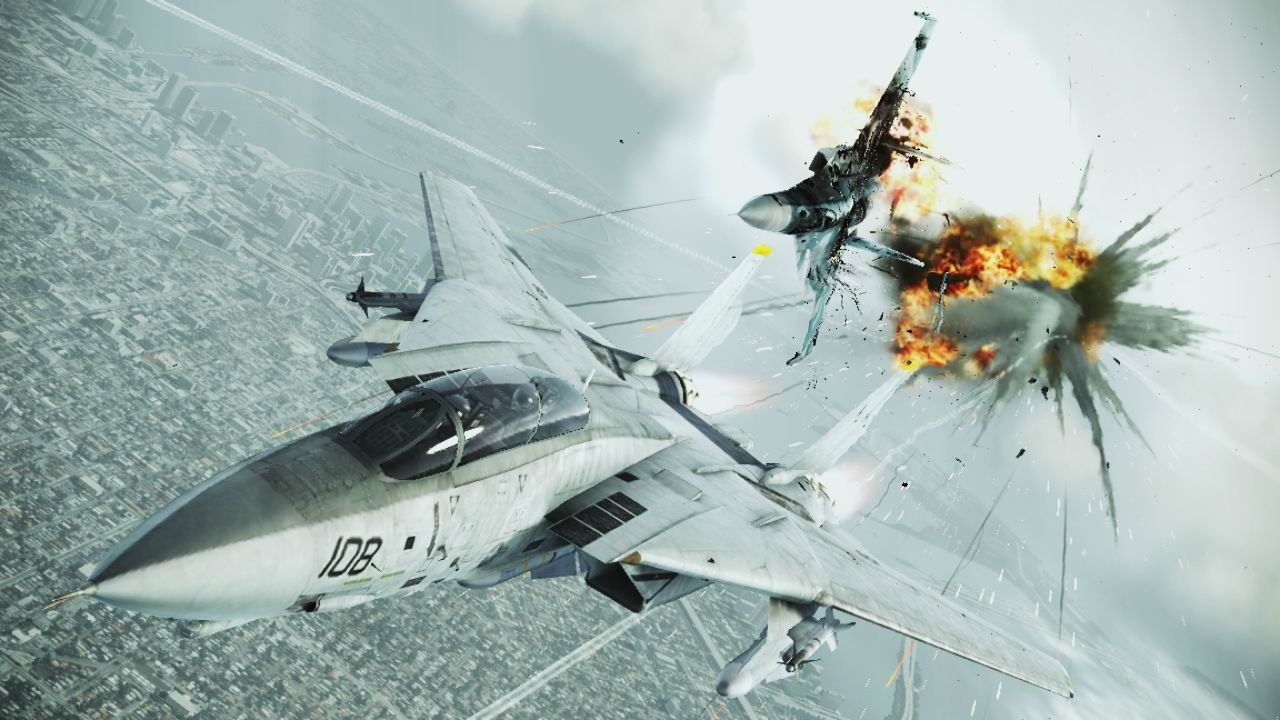 Ace Combat: Assault Horizon обзор