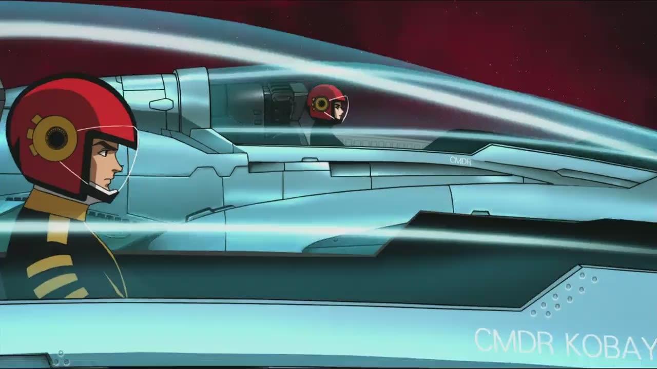 Космический крейсер Ямато