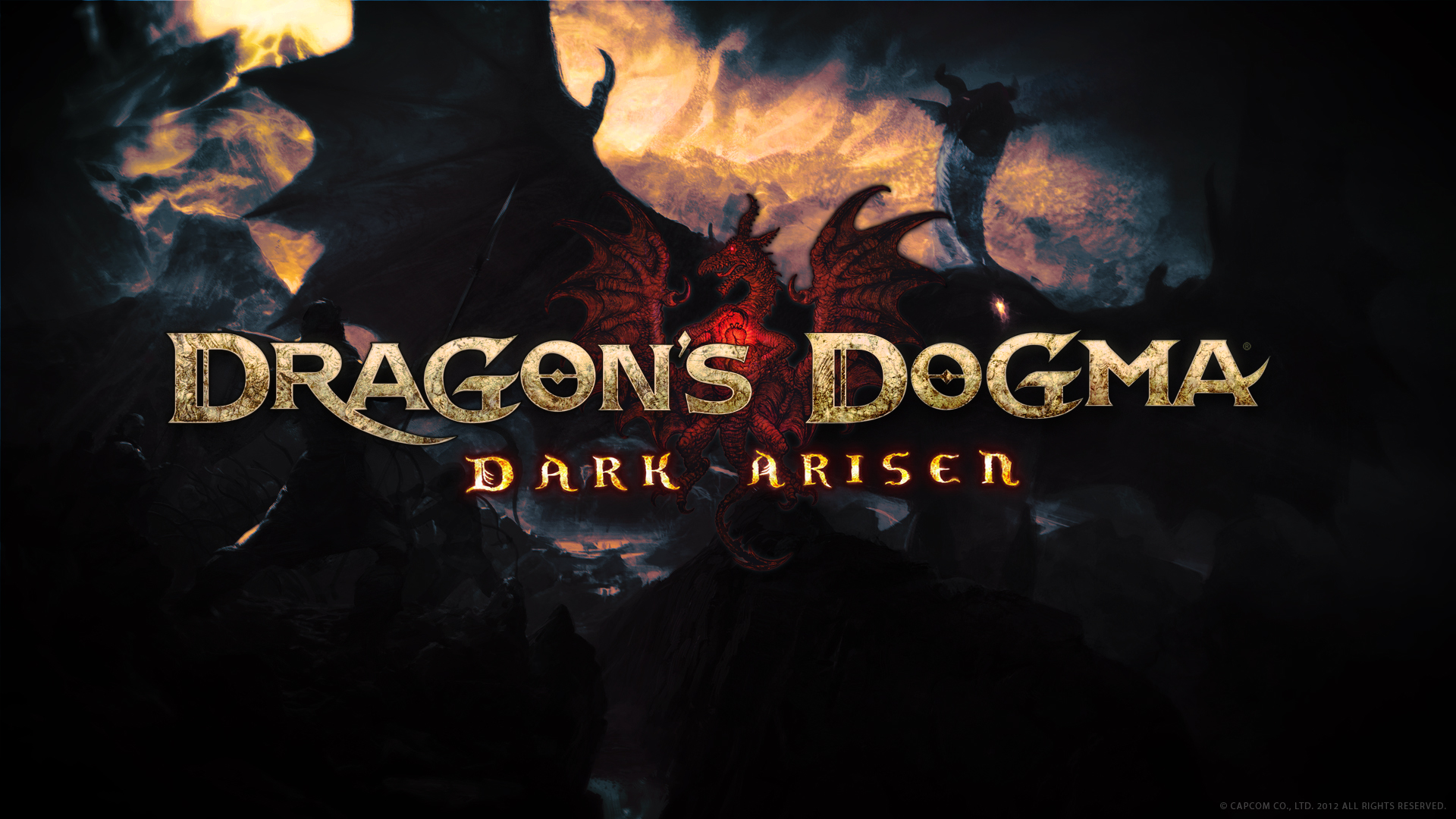 Dragon's DogmaDark ArisenCapcom
