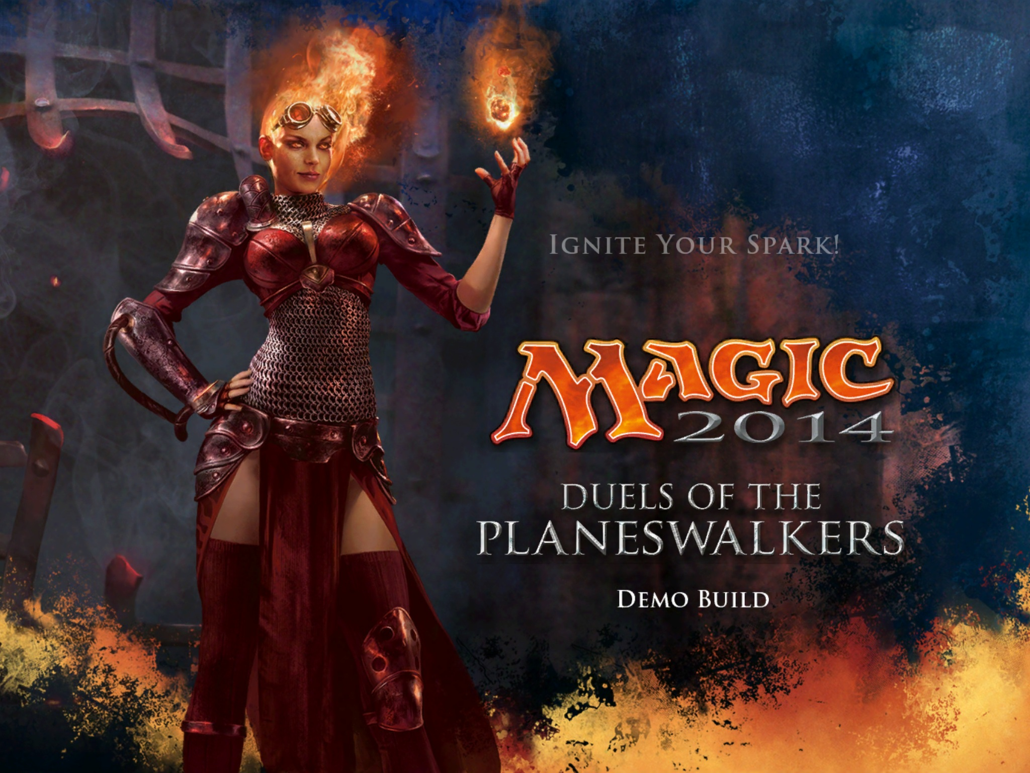 Magic The Gathering Duels of the Planeswalkers 2014