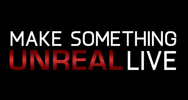 Make-Something-Unreal-Live