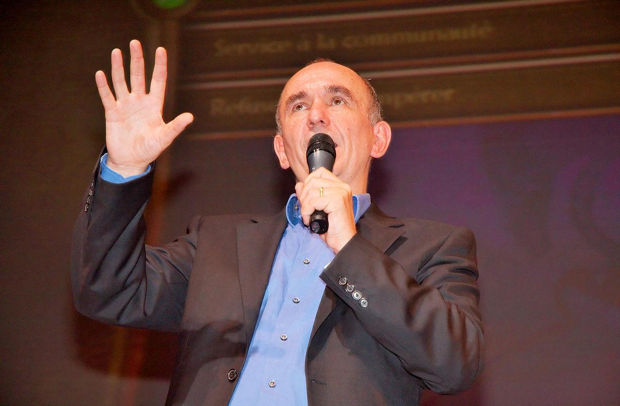Питер Молинье
