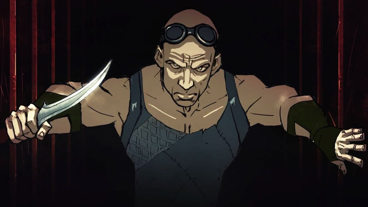 Riddick The Merc Files