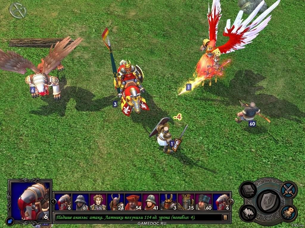 игра герои меча и магии 5 скачать торрент бесплатно русская версия - фото 11
