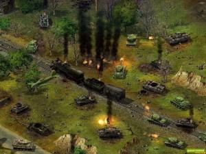 Военные игры стратегии