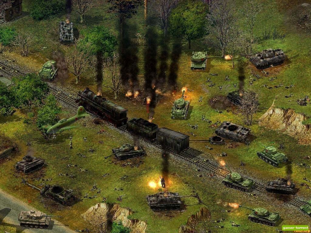 Скачать игру военную стратегию через торрент