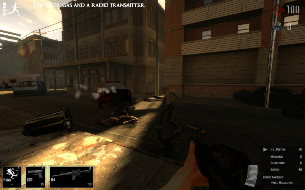 видео игры про зомби апокалипсис выживание