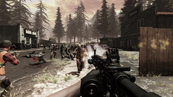 видео про игры зомби апокалипсис выживание